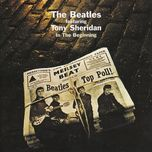 in the beginning - the beatles, tony sheridan