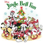 disney jingle bell fun - v.a