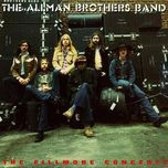 the fillmore concerts - the allman brothers band