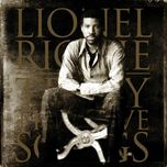truly the love songs - lionel richie
