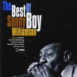 the best of - sonny boy williamson