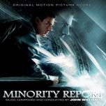 minority report - john williams