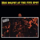 at the five spot (vol. 2 - rudy van gelder remaster) - eric dolphy, booker little