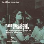 nana mouskouri in new york - the girl from greece sings - nana mouskouri