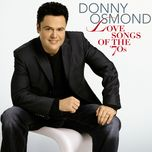 love songs - donny osmond, marie osmond