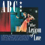 lexicon of love - abc