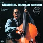 the great concert of charles mingus - charles mingus