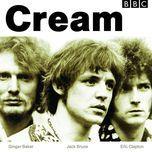 bbc sessions - cream