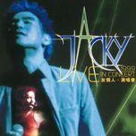 jacky cheung - you ge ren yan chang hui 1999 - truong hoc huu (jacky cheung)