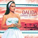 chante le 7eme art (parlez-moi d'amour) - dalida