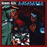 liquid swords - genius/gza