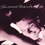 back in the high life - steve winwood