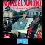 heritage - nos chansons de leurs 20 ans - polydor (1962) - marcel amont