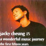 jacky cheung 15 (cd 2) - truong hoc huu (jacky cheung)