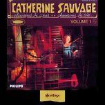 heritage - theatre de la gaite montparnasse, vol.1 - philips (1961) - catherine sauvage
