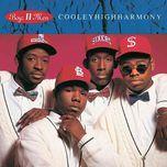 cooleyhighharmony - boyz ii men
