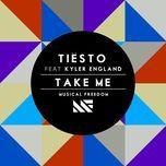 take me (single) - tiesto