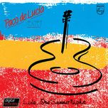 live... one summer night - the paco de lucia sextet