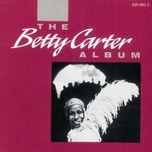 the betty carter album - betty carter