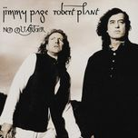 no quarter - jimmy page, robert plant