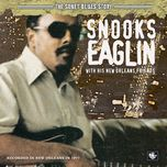 the sonet blues story/snooks eaglin with his new orleans friends - snooks eaglin