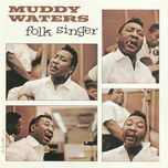 the folk singer - muddy waters