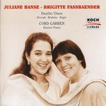 duette - juliane banse, brigitte f