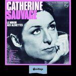 heritage - le miroir aux alouettes - philips (1969) - catherine sauvage