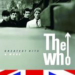 the who - the greatest hits & more - the who