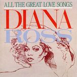 all the great love songs - diana ross