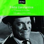 heritage - l'homme et l'enfant - mercury / barclay (1954-1955) - eddie constantine