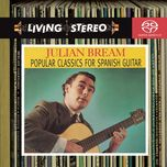 popular classics for spanish guitar - julian bream