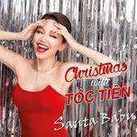 santa baby (single) - toc tien