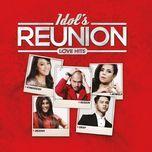idol's reunion love hits - v.a
