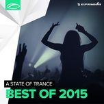 a state of trance: best of 2015 - armin van buuren