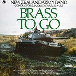brass to go - new zealand army band