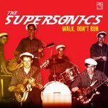walk, don't run (ep)  - the supersonics