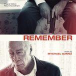 remember (original motion picture soundtrack) - mychael danna