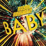 baby (single) - royal republic
