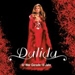 er war gerade 18 jahr (single)  - dalida