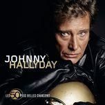 50 plus belles chansons - johnny hallyday