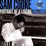 30 greatest hits: portrait of a legend 1951-1964 - sam cooke