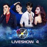 the remix - hoa am anh sang 2016 (liveshow 4) - v.a
