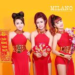 xuan ve ron rang (single) - milano