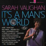 it's a man's world - sarah vaughan