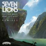 falling away (remixes ep) - seven lions, lights