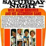 saturday night - allan gardiner and his accordion band