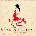 the hi-fi sound of spanish guitar - manuel granada