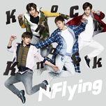 knock knock (single) - n.flying