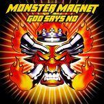 god says no (japan edition) - monster magnet